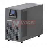 ITYS 3000VA/2400W 230V 50Hz ON-LINE s dvojitou konverzí (VFI), LCD,  USB, RS232, Tower