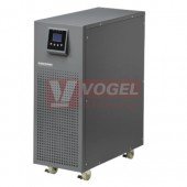 ITYS 6000VA/5400W 1/1 230V 50Hz ON-LINE s dvojitou konverzí (VFI), LCD,  USB, RS232, manual Bypass, Tower