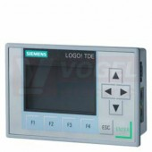 6ED1055-4MH08-0BA0 LOGO! TD Text Display, 6-line, 3 background colors, 2 Ethernet ports, installation accessories for LOGO! 8