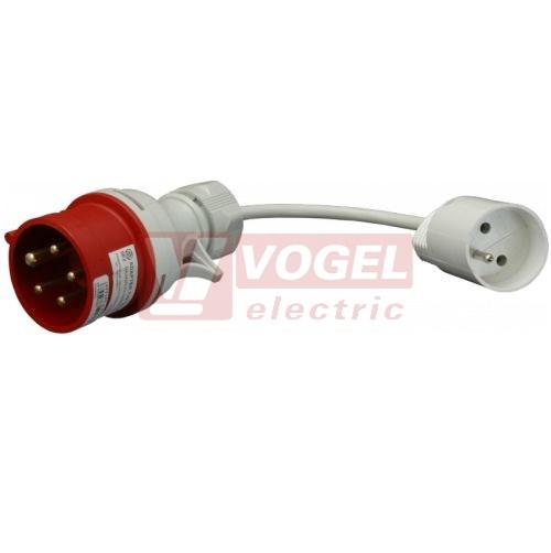 Adapter 400v na 230v