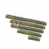 12535 Blok svorek 19x4,5 + 6x5,6mm, IP00
