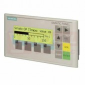 "6AV6640-0BA11-0AX0 SIMATIC OPERATOR PANEL OP 73MICRO FOR SIMATIC S7-200 3"" LC DISPLAY, BACKLIT WITH GRAPHICS CAPABILITY CONFI"