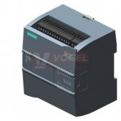 6ES7211-1BE31-0XB0 SIMATIC S7-1200, CPU 1211C, COMPACT CPU, AC/DC/RELAY, ONBOARD I/O: 6 DI 24V DC; 4 DO RELAY 2A; 2 AI 0 - 10V DC, POWER SUPPLY: AC 85 - 264 V AC AT 47 - 63 HZ, PROGRAM/DATA MEMORY: 30 KB