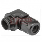 Cable gland elbow 90° synthetic M20x1.5 (5215.20.40.13)