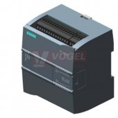 6ES7212-1AE40-0XB0 SIMATIC S7-1200, CPU 1212C, COMPACT CPU, DC/DC/DC, ONBOARD I/O: 8 DI 24V DC; 6 DO 24 V DC; 2 AI 0 - 10V DC, POWER SUPPLY: DC 20.4 - 28.8 V DC, PROGRAM/DATA MEMORY: 50 KB